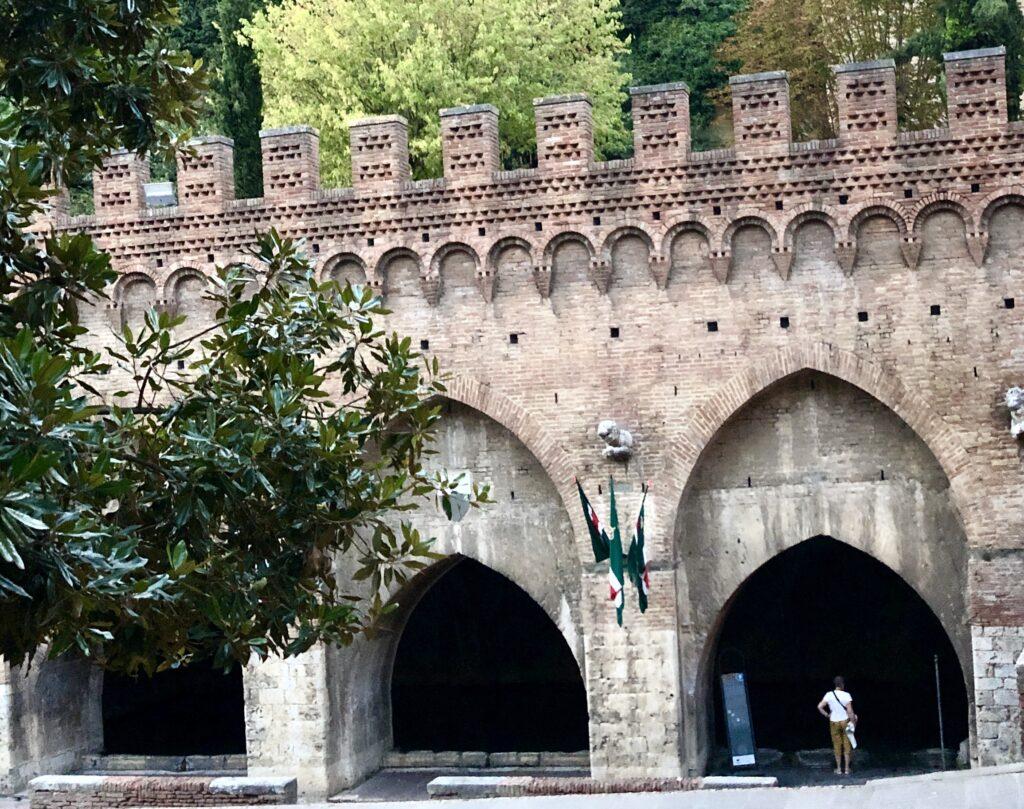 Fontebranda in Siena