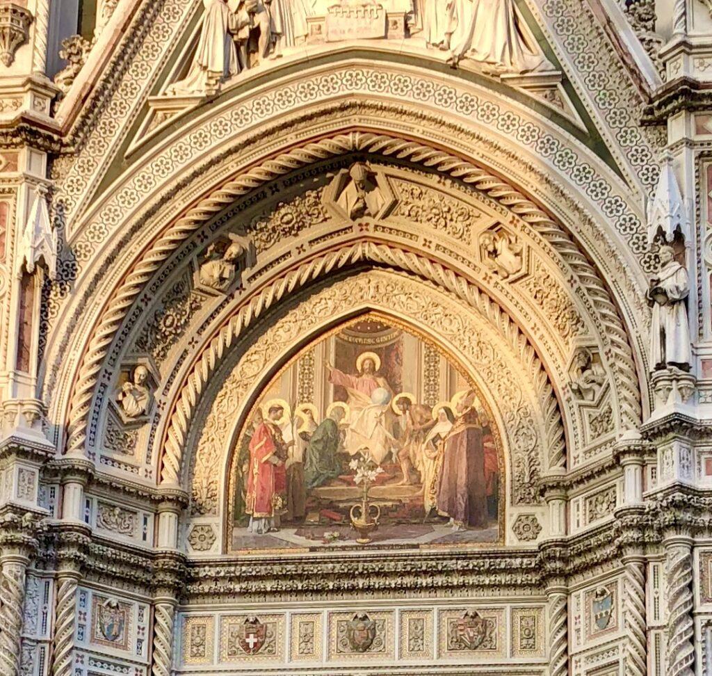 Santa Maria del Fiore Cathedral Florence