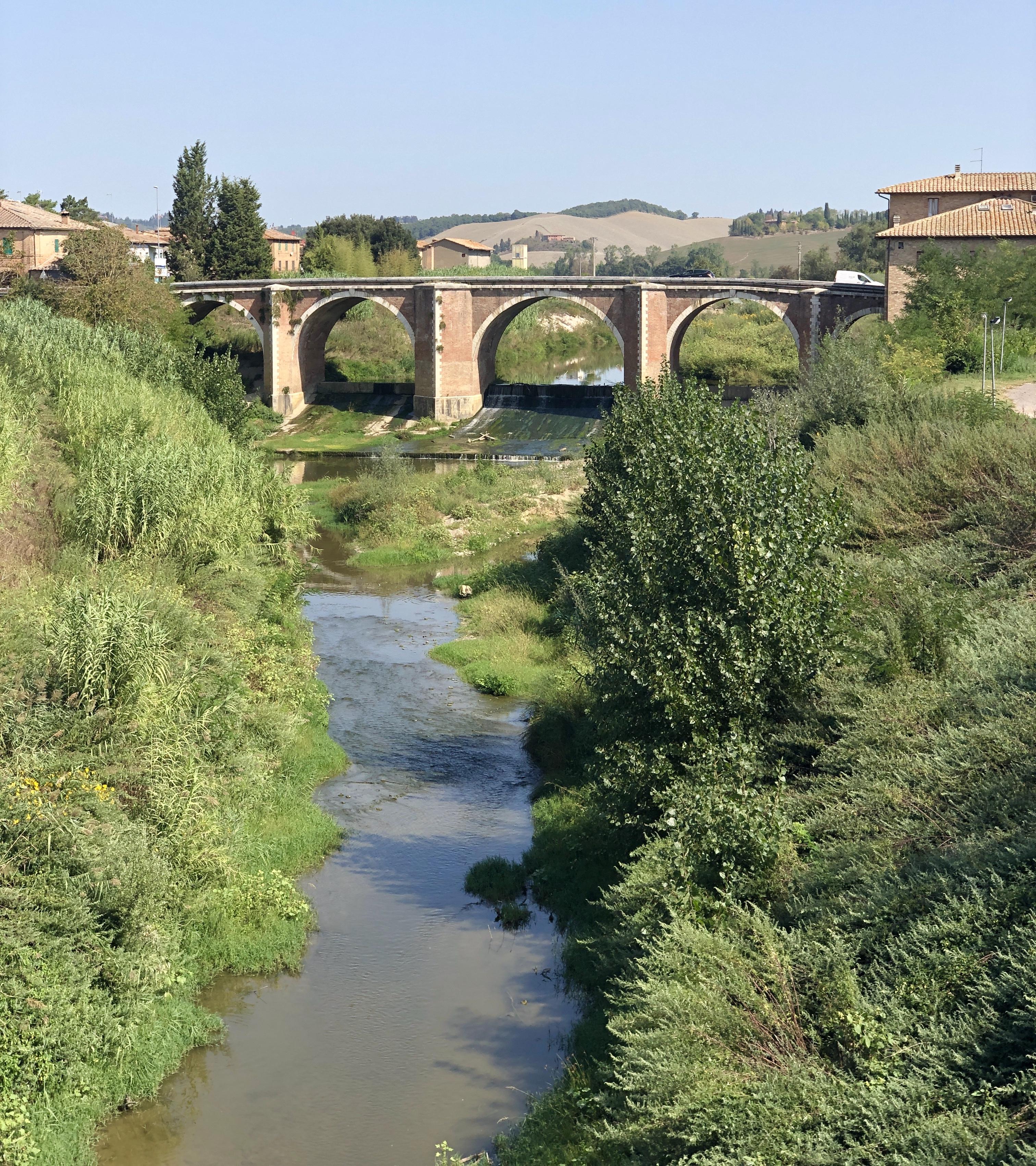 Ponte D'Arbia