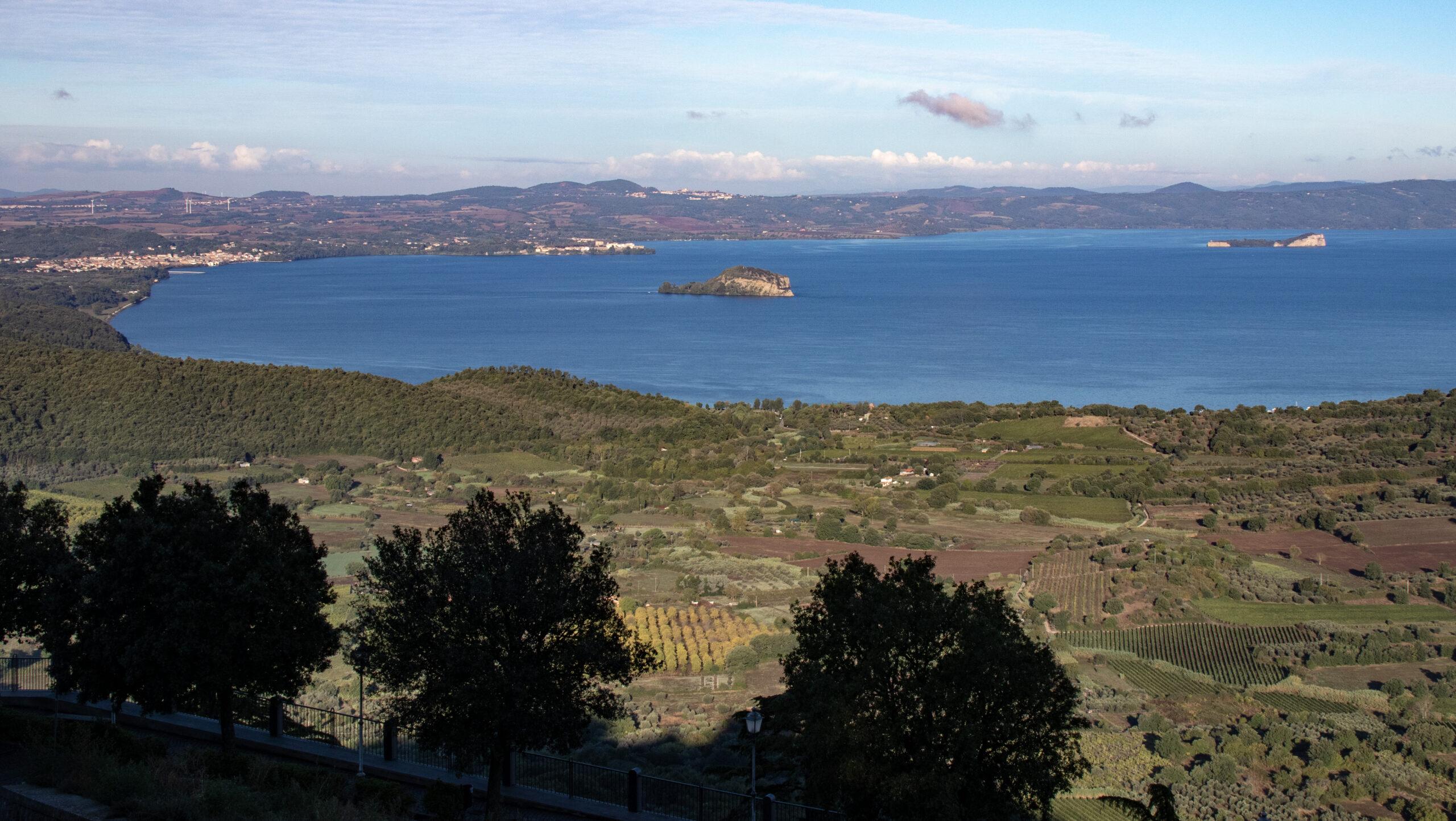 40 Montefiascone to Viterbo